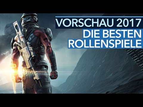 Top-Rollenspiele 2017 - Das könnten die 9 besten RPGs des Jahres werden