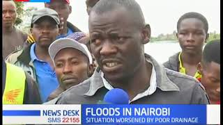 Floody city on the spot again over poor drainage system