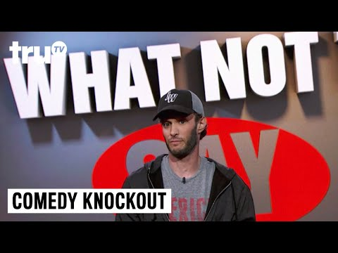 Comedy Knockout - What Not to Say: When You're Held at T.S.A | truTV