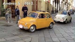 preview picture of video 'Raduno Fiat 500 - Pavia'