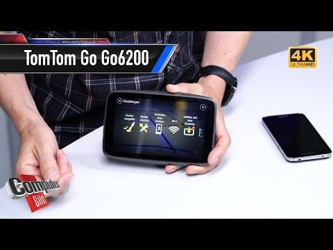 Navi mit frischen Funktionen: TomTom Go 6200 im Check