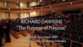 The Purpose of Purpose - Richard Dawkins (Lecture)
