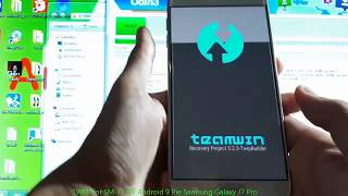TWRP for SM-J730F Oreo Samsung Galaxy J7 Pro Android 8 1 0