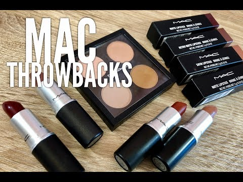 Throwbacks Lipstick by MAC #2