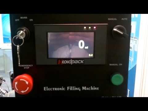 SS Electric Liquid Filling Machine