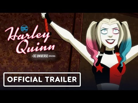 Harley Quinn series trailer