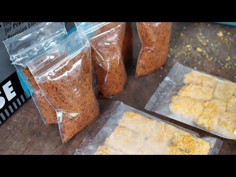 UKM Marga Jaya Produksi Nugget Dan Abon Lele