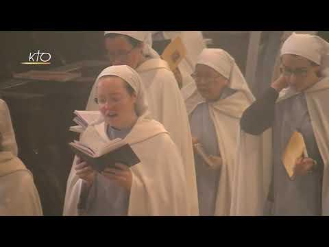 Vêpres et messe à St-Gervais du 1er juin 2019