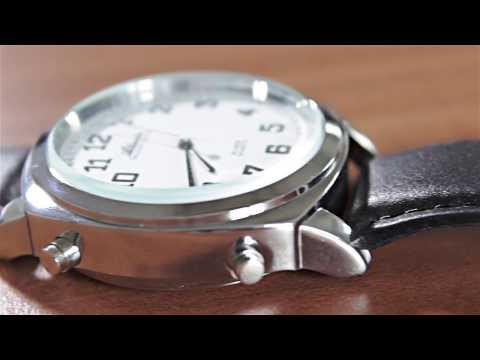 Armbanduhren mit Sprachausgabe