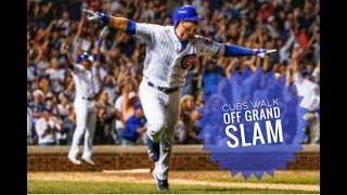 Chicago Cubs 9th Inning Comeback