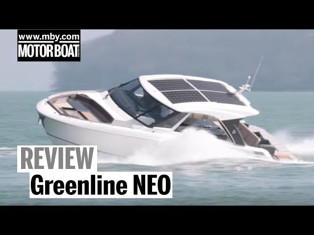 Greenline NEO | Review | Motor Boat & Yachting