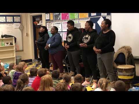 Video: Nobuntu performs at Roosevelt Elementary