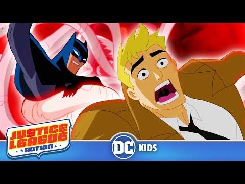 Justice League Action | Magic Mixup | DC Kids