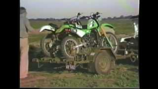 preview picture of video 'Bruce Chris Motor Bikes 1984'