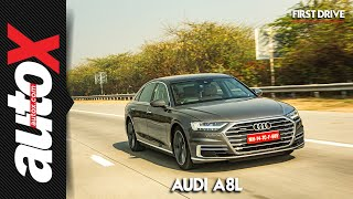 Audi A8 L First Drive Video Review