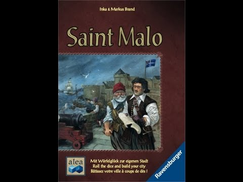 AVRAW #165: Saint Malo - Stop doodling on the side of your player board!