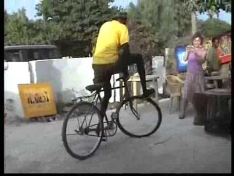 Lục kho kiếm lại chiếc xe đạp cũ tập thôi nào. ^^