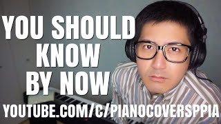 You Should Know By Now-Earl Klugh, Bunny Hull-Angela Bofill-PianoCoversPPIA