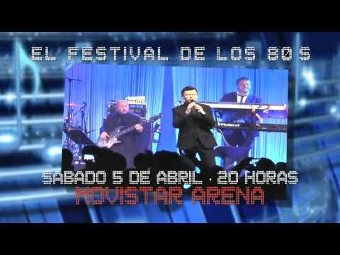 Rick Astley + Debbie Gibson + Martika + Samantha Fox en Chile! Festival Hit Parade