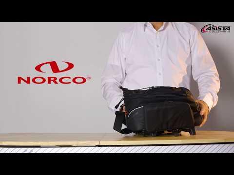 Norco Canmore Gepäckträgertasche TopKlip