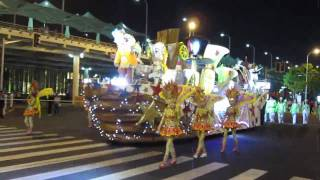 Video : China : A sample of the parades at the ShangHai 上海 World Expo