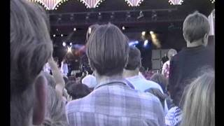 E-Type - Run To The Hills / Free Like A Flying Demon (Live, Liseberg 1997)