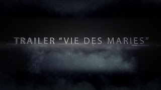 Diaporama de mariage, montage vidéo original