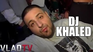 "Flashback: DJ Khaled on Going By ""Beat Novocaine,"" Friendship with Fat Joe"