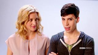 BBC America - Teaser Delphine et Felix