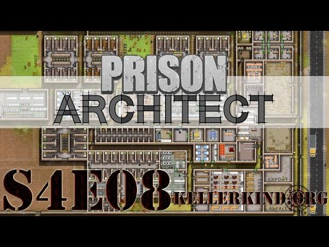 Prison Architect [HD] #051 – Probe des Zwergenaufstands ★ Let's Play Prison Architect