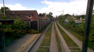 preview picture of video 'Guided Busway Cambridge - St Ives'