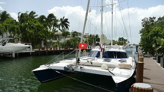 Used Sail Catamarans for Sale 1979 Custom 49
