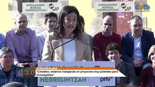 dotb Presentación candidatos EAJ PNV Durangaldea 24-02-2019
