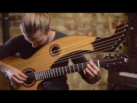 , title : 'Farewell - Calum Graham (Featuring Michael Manring) Harp Guitar'