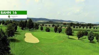 preview picture of video 'Bahn 16 | Golfclub Sieben-Berge Rheden'