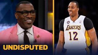 Dwight Howard to Lakers was 'the best fit' for the available options — Shannon | NBA | UNDISPUTED