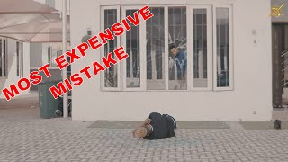MOST EXPENSIVE MISTAKE  😱😱 (xploit comedy) Adventure of Akpamu