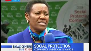 Social protection conference discusses livelihoods of children