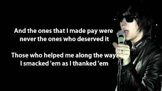 Julian Casablancas - Out of the blue (lyrics)