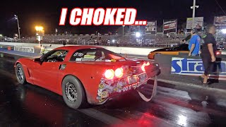 """Ruby Makes it to the """"STREET RACER"""" Class FINALS!!! Then This Happened..."""