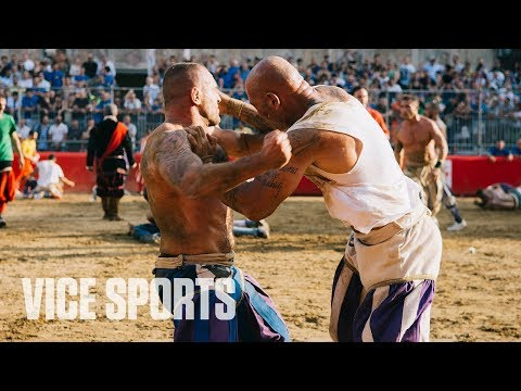 RIVALS: Bareknuckle Boxing Meets MMA in Calcio Storico – VICE World of Sports
