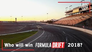 2018 Formula Drift Championship Finals are HERE!