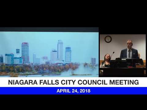 April 24, 2018 Council Meeting