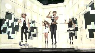 2NE1 -- Fire LIVE [HQ]