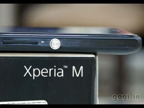 Sony Xperia M review, unboxing, benchmark, gaming and performance