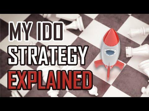 100X YOUR CRYPTO PORTFOLIO WITH IDO'S ( MY INITIAL DEX OFFERING STRATEGY)