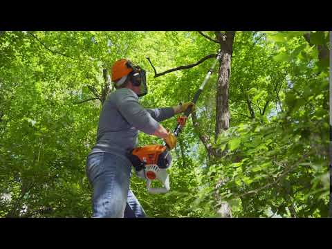 Stihl HT 103 in Jesup, Georgia - Video 1