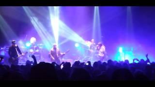 Nine plan failed - Adam Ant (live)