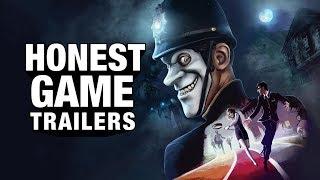 WE HAPPY FEW (Honest Game Trailers)