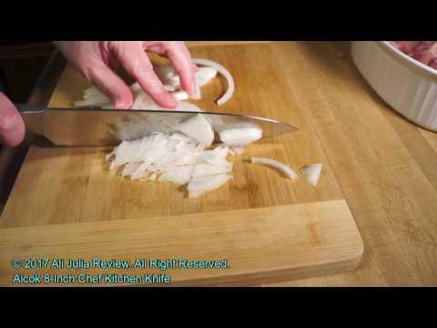 Aicok 8-Inch Chef Kitchen Knife